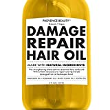 Repairing Hair Treatment Oil - Grapeseed, Rosemary, Black Cumin and Jojoba Oil - Restores Shine and...