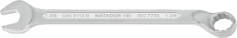 MATADOR 0190 8019 Ringmaulschlüssel, gekröpft, 1.3 8 AF B00PJYQWMW | | | ein guter Ruf in der Welt  a5796b