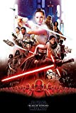 Close Up Star Wars Episode 9 Poster Epic, The Rise of
