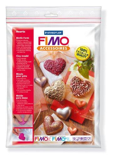 FIMO Motiv Formen Hearts