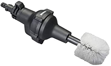 WORX WA4042 Hydroshot Rotary Cleaning Brush, Quick Snap Connection, Black