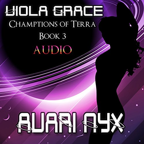 Avari Nyx audiobook cover art