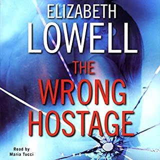 The Wrong Hostage audiobook cover art