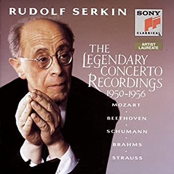 Rudolf Serkin: The Legendary Concerto Recordings 1950-1956