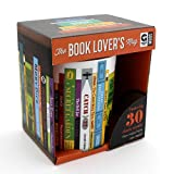 Ginger Fox Book Lovers Novelty Mug Featuring 30 Of The Greatest Classic Novels - Perfect For The Bookworm In Your Life