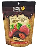 Nutty & Fruity Dark Chocolate Covered Strawberry 7 Ounces
