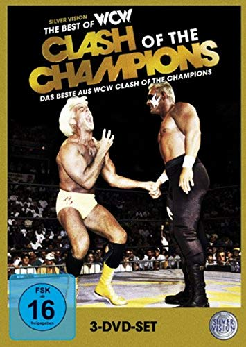 WWE-WCW Clash Of The Champio [3 DVDs]