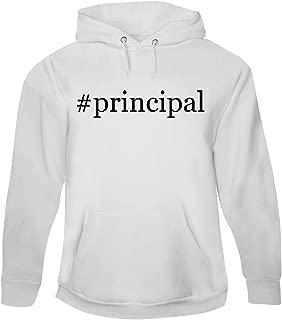 #Principal - Men's Hashtag Pullover Hoodie Sweatshirt