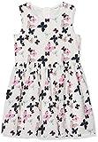 NAME IT Mädchen Kleid NKFKIFASON Dress Weiß Bright White, 146