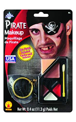 Rubie's Costume Co Pirate Makeup Kit