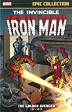 Best Iron Man Epic Collection: The Golden Avenger (Epic Collection: The Invincible Iron Man) Review