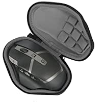 co2CREA Duro Viajar Fundas Caso Cubierta Estuche para Logitech G602 Ratón Gaming inalámbrico USB