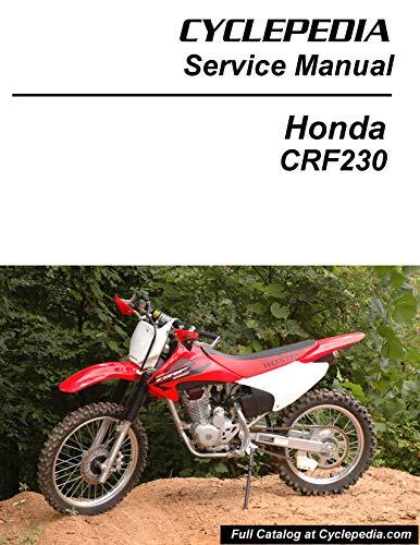 2003-2012 Honda CRF230F/L/M Service Manual