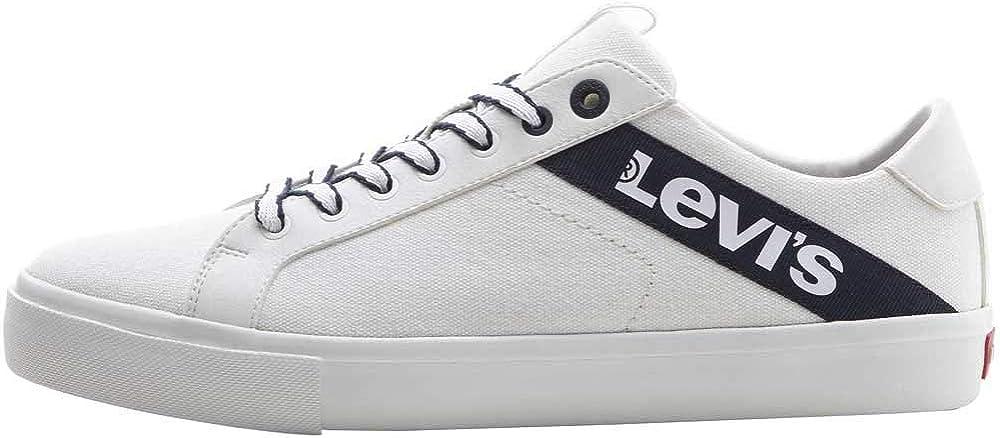 Levi`s woodward l, sneakers per uomo,in tessuto 230667-1733