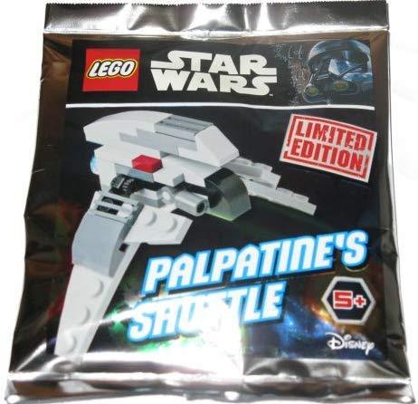 LEGO Star Wars Palpatine's Shuttle Foil Pack 911617 (empaquetado)