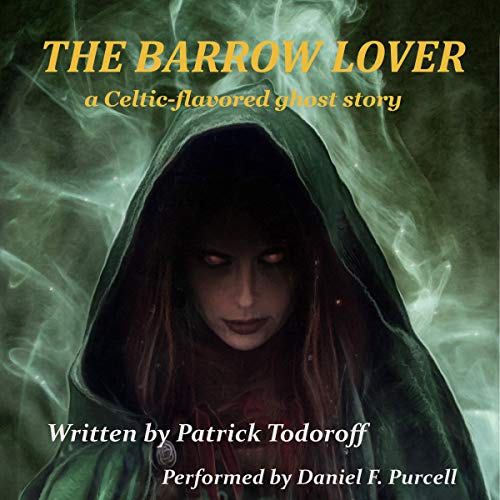 The Barrow Lover audiobook cover art