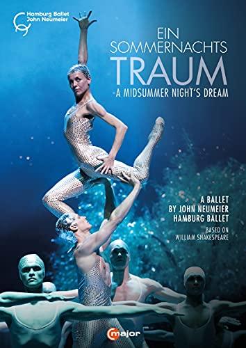 Ein Sommernachtstraum [John Neumeier; Hamburgische Staatsoper, 2021] [2 DVDs]