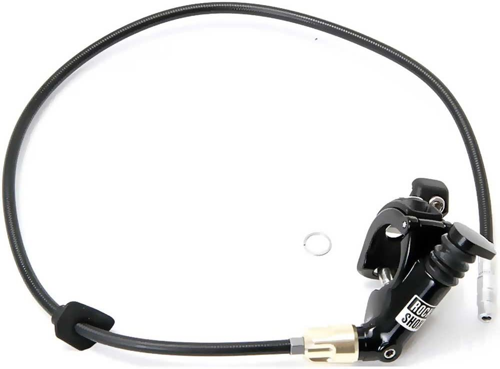 Rock Shox Remote X-Loc RS1 Left Max 76% OFF Includes Cover Ranking TOP9 Banjo Hose Part