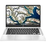 """HP 14"""" HD Anti-glare WLED-Backlit Chromebook, In"""