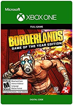 Borderlands Game of the Year Edition for Xbox One [Digital Code]
