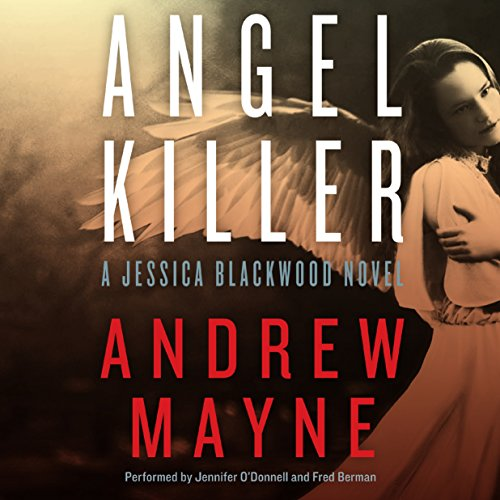 Angel Killer audiobook cover art