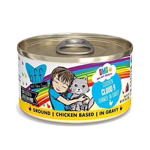 Weruva B.F.F. OMG - Best Feline Friend Oh My Gravy!