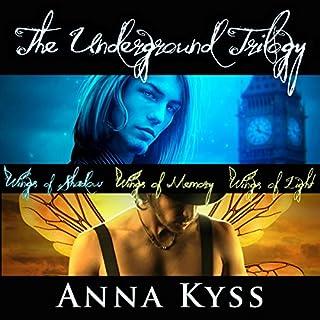 The Underground Trilogy Box Set cover art