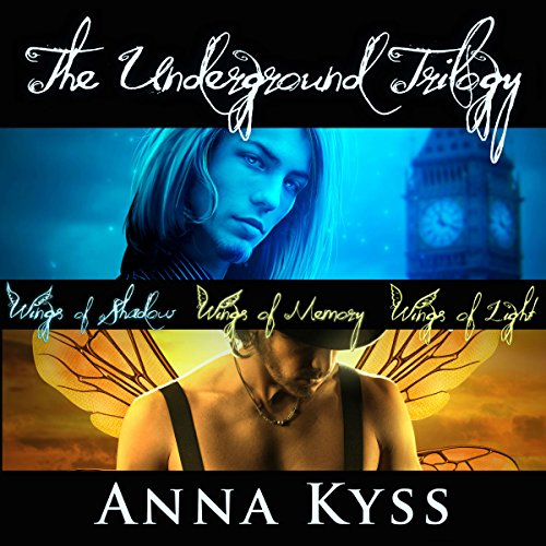 The Underground Trilogy Box Set audiobook cover art