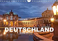 Deutschland in der Nacht (Wandkalender 2022 DIN A4 quer): 12 wunderbare naechtliche Ansichten aus den schoensten Staedten Deutschlands (Monatskalender, 14 Seiten )