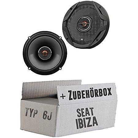 Jbl Gx600c 2 Wege 16cm Lautsprecher System Einbauset Für Seat Ibiza 6j Just Sound Best Choice For Caraudio Navigation