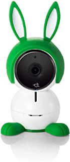 Arlo Baby - HD Baby Monitor and Camera, Two-Way Audio, Night Vision, Temperature & Air Sensors and Music Player (ABC1000-1...