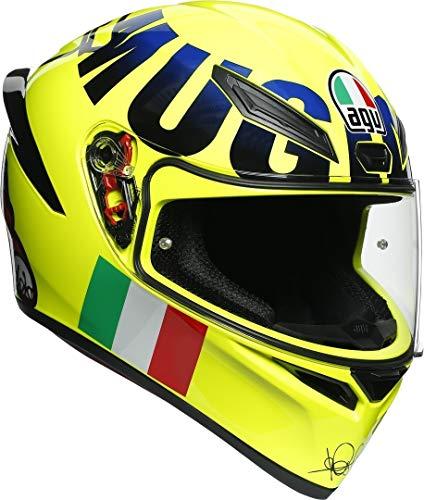 AGV K1 Casco Moto, Adultos Unisex, Rossi, ML (58)