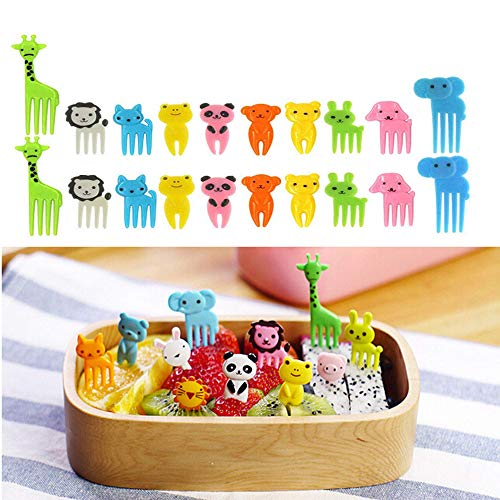 Tenedores Plastico Pequeños Marca Mein HERZ