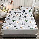 WANGTX Colchón para el hogar, colchón de Tatami Grueso, colchón de Suelo, colchón de futón Plegable portátil, colchón de Dormitorio para Estudiantes, Doble Individual/Blanco / 180×200cm