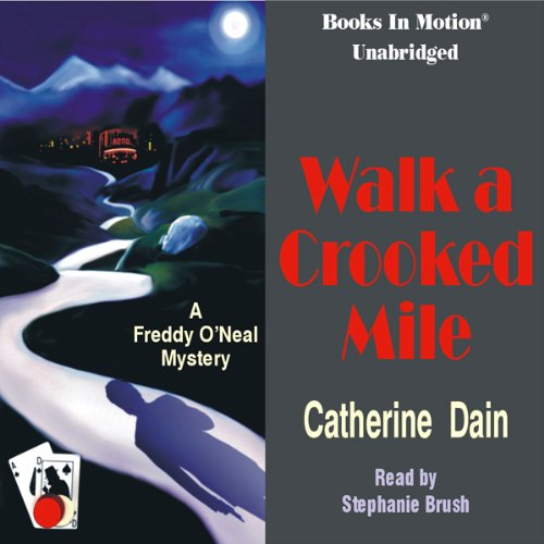Walk a Crooked Mile audiobook cover art