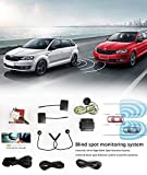 CarBest Radar Based Blind Spot Sensor and Rear Cross Traffic Alert System, BSD, BSM, Wave Radar Blind Spot Detection System