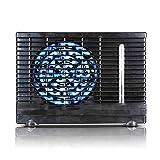 shewt Ventilateur de Ventilateur portatif de Voiture 12V Climatiseur Mobile pour Ventilateur de Refroidissement réglable sans fluorure à Haute ou Basse Vitesse