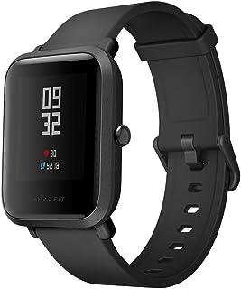 comprar comparacion EdwayBuy Smartwatch, Amazfit Bip Relojes Deportivos con GPS Bluetooth IP68 a Prueba de Agua Pantalla Táctil Monitor de Fre...