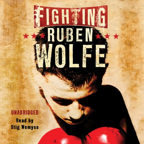 Fighting Ruben Wolfe cover art