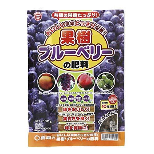東商 果樹・ブルーベリーの肥料 500g