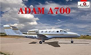 PLASTIC MODEL BUILDING AIRPLANE KIT ADAM A700 US CIVIL AIRCRAFT 1/72 AMODEL 72370