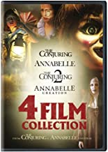 Annabelle 4 Film Collection (DVD)