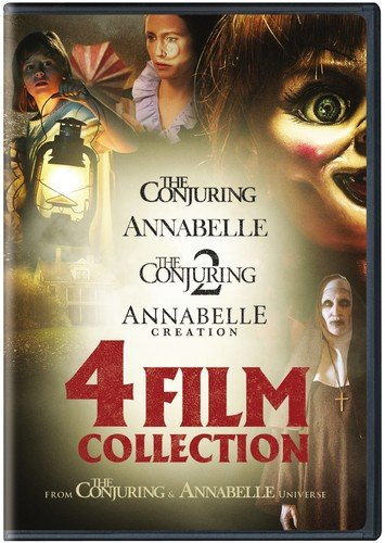 Annabelle 4 Film Collection [DVD-Audio]