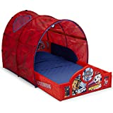 Nick Jr. PAW Patrol Sleep and Play Toddler Bed with Tent by Delta Children