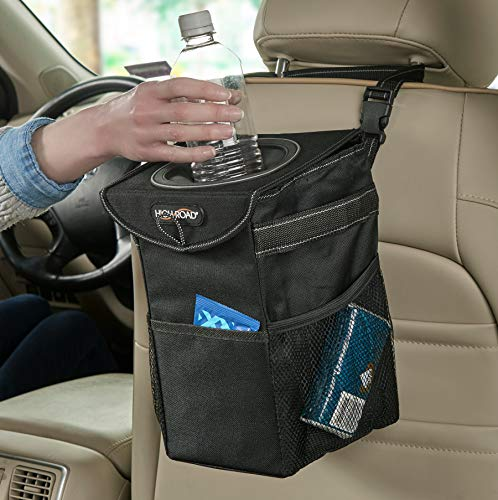 Multi-Pocket for Bottles DBPOWER Car Backseat Organizer with iPad//Tablet Holder Tissue Boxes Baby Travel Accessories and Kids Toy Storage,Back Seat Protector and Kick Mats