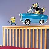 Todolibro Ediciones, Poster Minion Car, 50 x 70 cm
