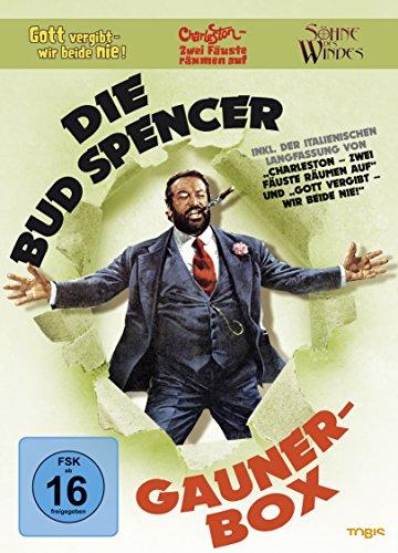 Die Bud Spencer Gauner-Box [3 DVDs]