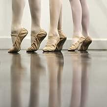 Greatmats Marley Dance Floor, Reversible Black/Gray, 10 ft Roll, Ballet Dance Floor