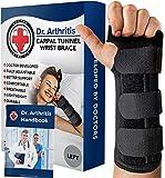 Best Carpel Tunnel Braces - Doctor Developed Carpal Tunnel Wrist Brace Night Review