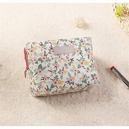 2 Pieces/lot Fashion Waterproof Cosmetic Bag Women Make Up Travel Portable Wash Storage Pouch Mini Cute Organizer Toiletry Bag